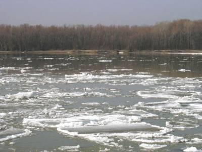 паводок в Астрахани