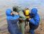 """Водолазно-поисковая группа ГКУ """"Волгоспас"""" проводит поисковые мероприятия в Икрянинском районе"""