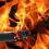 Пожарно-спасательные подразделения ликвидировали пожар в Ахтубинском районе