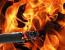 Пожарно-спасательные подразделения ликвидировали пожар в Трусовском районе г. Астрахани